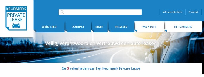 Stichting Keurmerk Private Lease